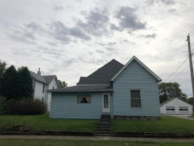 Adams County, Brown County, Clinton County, Highland County Single Family Home For Sale: 542 N Howard Street