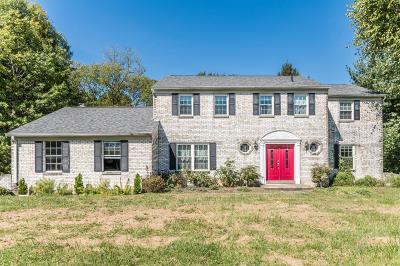 Hamilton Twp Single Family Home For Sale: 7147 Striker Road