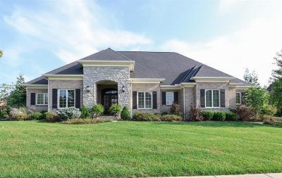 Deerfield Twp. Single Family Home For Sale: 8862 Bayside Court