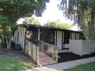 Colerain Twp Condo/Townhouse For Sale: 9457 Willowgate Drive