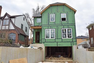 Cincinnati Single Family Home For Sale: 3827 Millsbrae Avenue