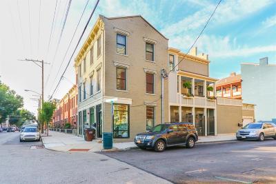 Cincinnati Condo/Townhouse For Sale: 1517 Elm Street #B