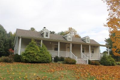 Montgomery Single Family Home For Sale: 10642 Weil Road