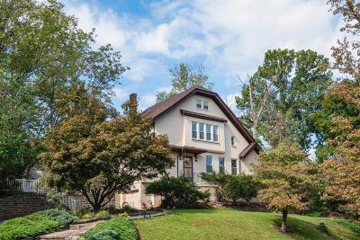 Cincinnati Single Family Home For Sale: 4025 Red Bud Avenue