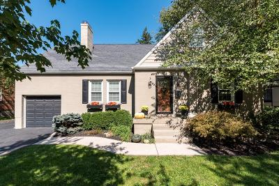 Single Family Home For Sale: 7002 Wooster Pike