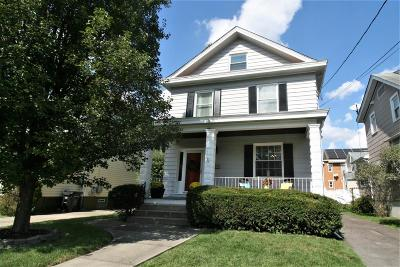 Hamilton County Single Family Home For Sale: 2812 Minot Avenue