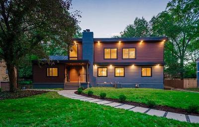 Single Family Home For Sale: 7671 Hosbrook Road