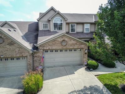 Mason Condo/Townhouse For Sale: 6510 Twin Lakes Drive