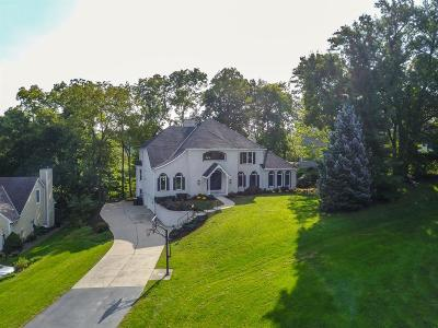 Single Family Home For Sale: 3337 Carpenters Creek Drive