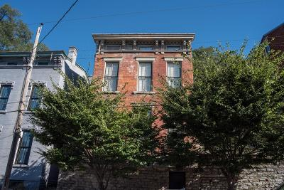Cincinnati Single Family Home For Sale: 528 Milton Street