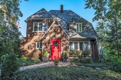 Cincinnati Single Family Home For Sale: 1771 E McMillan Street
