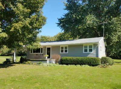 Warren County Single Family Home For Sale: 1358 Corwin Road