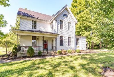 Morgan Twp Single Family Home For Sale: 4836 Cincinnati Brookville Road