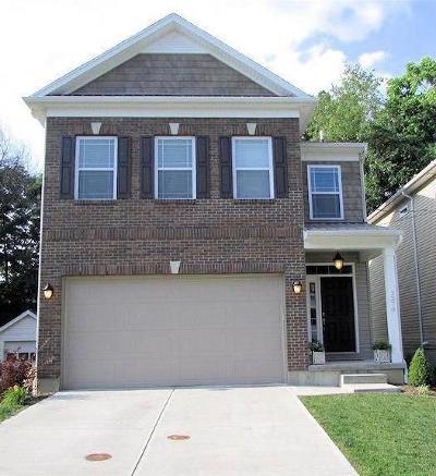 Cincinnati Single Family Home For Sale: 3370 Everson Avenue