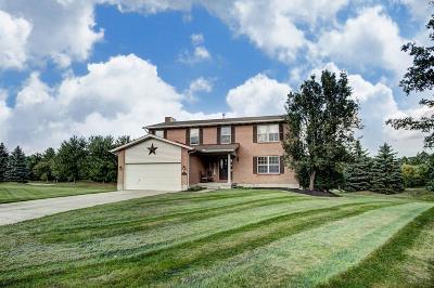 Mason Single Family Home For Sale: 4582 Cornerstone Court