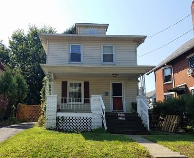 Norwood Single Family Home For Sale: 1753 Cleveland Avenue