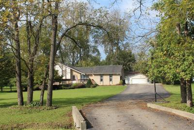 Morgan Twp Single Family Home For Sale: 3383 Buell Road