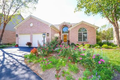 Single Family Home For Sale: 6515 Foxchase Lane