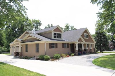 Montgomery Single Family Home For Sale: 9740 Zig Zag Road