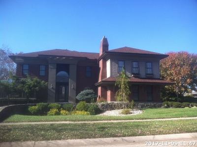 Hamilton Single Family Home For Sale: 4959 Stone Lake Drive