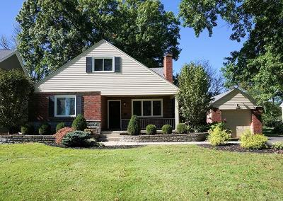 Madeira Single Family Home For Sale: 7251 S Timberlane Drive