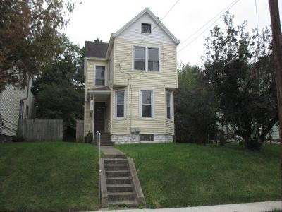 Norwood Multi Family Home For Sale: 1833 Elm Avenue