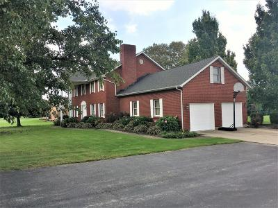Adams County, Brown County, Clinton County, Highland County Single Family Home For Sale: 769 Berlin Road