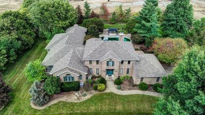 Liberty Twp Single Family Home For Sale: 7306 Millikin Road