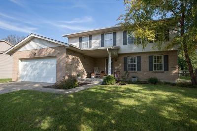 Fairfield Single Family Home For Sale: 3620 Stockbridge Lane