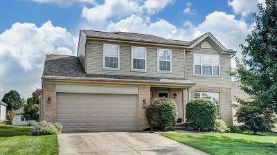 Liberty Twp Single Family Home For Sale: 5232 Sunrise View Circle