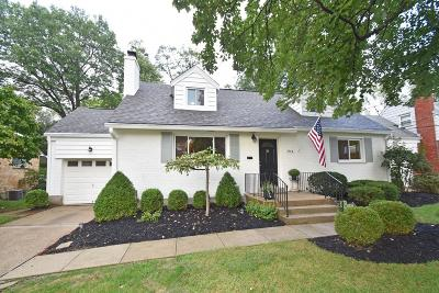 Single Family Home For Sale: 7814 Buckeye Crescent