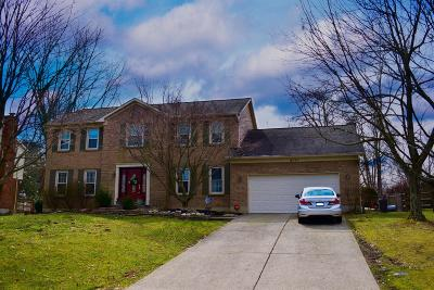 Single Family Home For Sale: 8357 Jakaro Drive