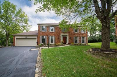 Single Family Home For Sale: 5398 Ivybrook Court