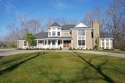 Colerain Twp Single Family Home For Sale: 11787 Stone Mill Road