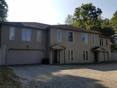 Liberty Twp Multi Family Home For Sale: 7620 St Rt 138