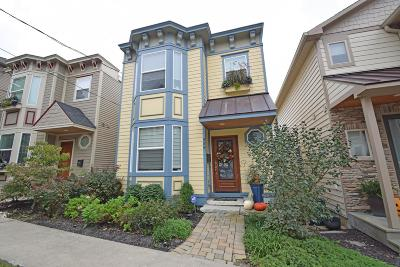 Cincinnati Single Family Home For Sale: 458 Strafer Street