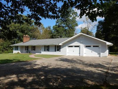 Single Family Home For Sale: 1794 Middleboro Road