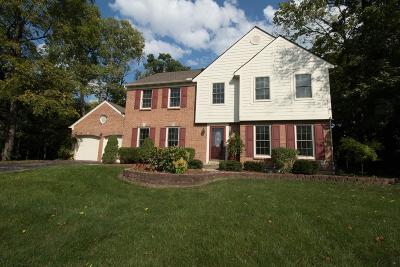 West Chester Single Family Home For Sale: 7186 Birch Hollow Lane
