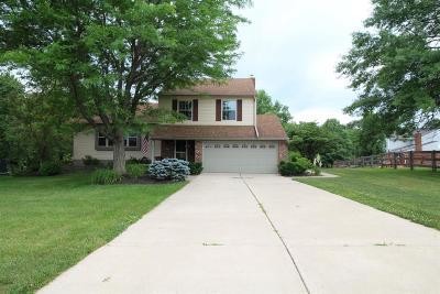 Bridgetown Single Family Home For Sale: 3160 Parkhill Drive