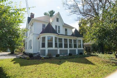 Single Family Home For Sale: 607 Wooster Pike