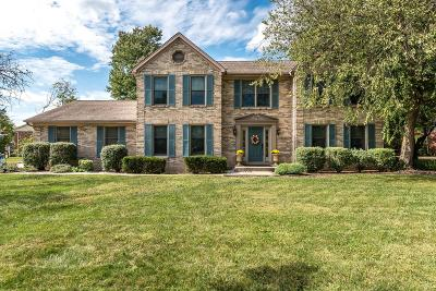 Single Family Home For Sale: 11643 Symmes Creek Drive