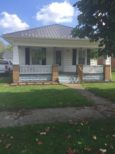 Single Family Home For Sale: 18106 St Rt 247