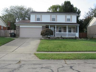 Colerain Twp Single Family Home For Sale: 2845 Sovereign Drive