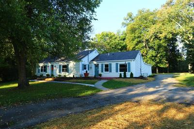 Single Family Home For Sale: 10311 Kenwood Road