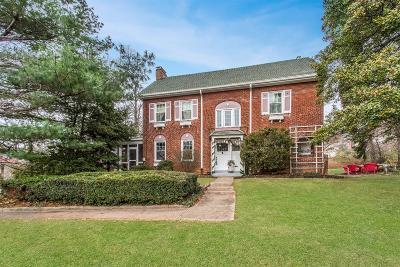 Cincinnati Single Family Home For Sale: 6329 Montgomery Road