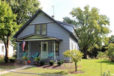Single Family Home For Sale: 5640 Walnut Street
