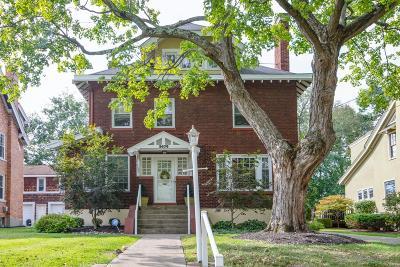 Cincinnati Single Family Home For Sale: 3679 Kendall Avenue