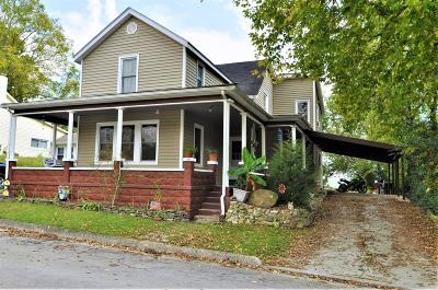 Waynesville Single Family Home For Sale: 206 N Fourth Street