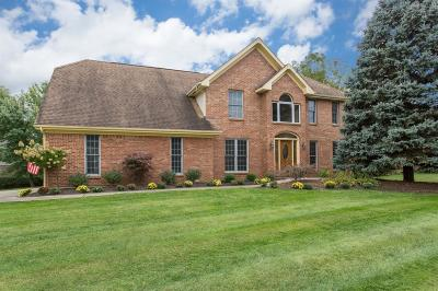 Single Family Home For Sale: 789 Lake Bluff Court