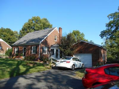 Single Family Home For Sale: 252 W Sharon Road